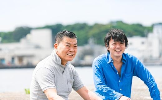 神奈川県三浦市 マグロの生産者