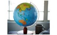 お家で世界一周♪お洒落な卓上地球儀WB行政