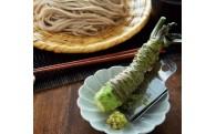 年越し蕎麦はこれで決まり!日本海わさびと蕎麦♪