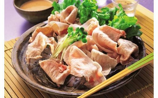 美味しい桜王豚とくにさきレタスのしゃぶしゃぶを10人前!