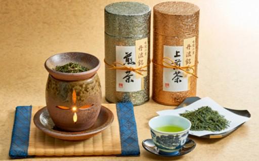 お茶の季節が近づいてきました!
