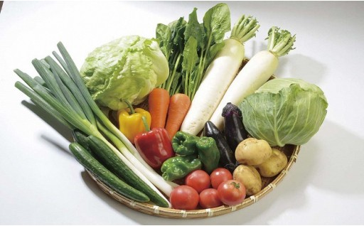 二戸の農家さんが愛情込めて育てた野菜をたっぷりお届けします。