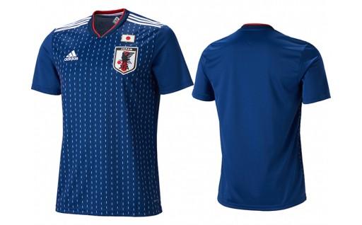 サッカー日本代表のユニホームを着てW杯を応援しよう!