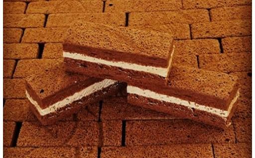 極上チョコレートケーキと和紅茶