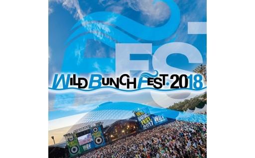 夏フェス「WILD BUNCH FEST.2018」