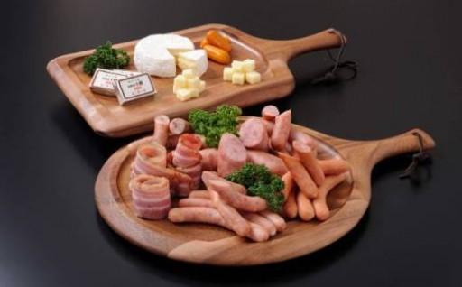 【数量限定】ソーセージとチーズのおつまみセット