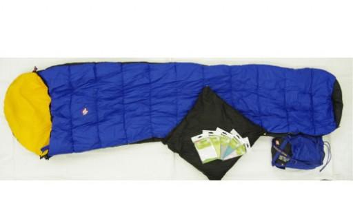 キャンプシーズン到来!!寝袋あります。 抗菌マスクのおまけ付