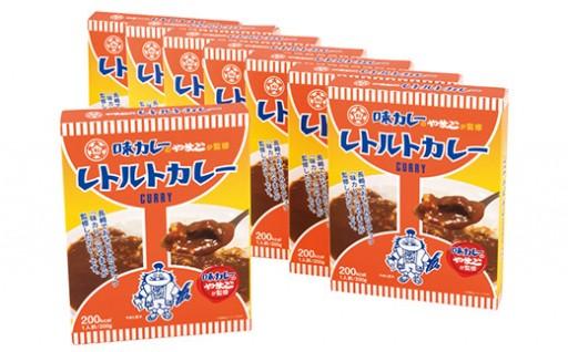 スナック菓子「味カレー」の大和製菓 やまとのレトルトカレー