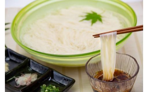 創業明治35年蓮実麺業の涼麺セット