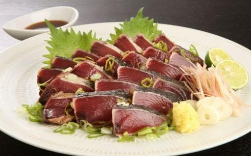 炭火焼 かつおの たたき 約1.2kg 魚市場厳選