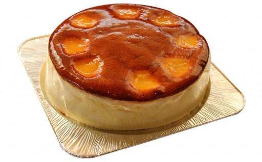 絶品スイーツ「スフレチーズケーキ」
