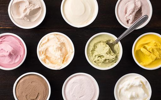ランキング1位のアイスクリーム♪