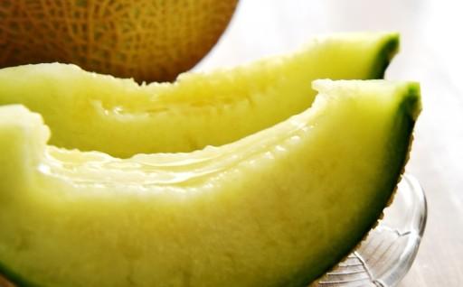 科学で測定した高糖度メロン。食べて感動、皮目まで繊細な甘さ!