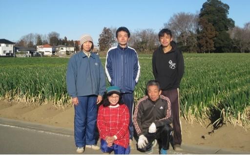 深谷に行こう!ねぎ収穫体験とお米5kg+ねぎ焼酎プレゼント!
