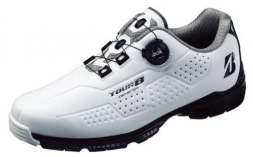 ゴルフシューズ SHG900【ホワイト×ブラック】