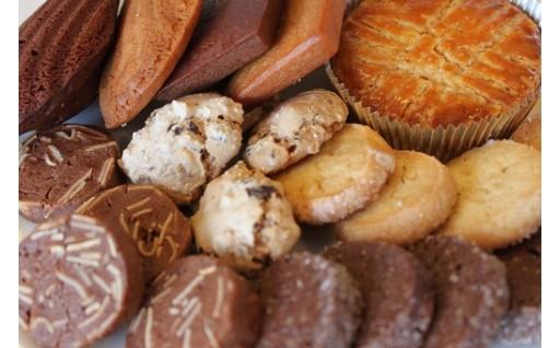 地元食材を使用した『Cafeippo焼き菓子詰め合わせ』