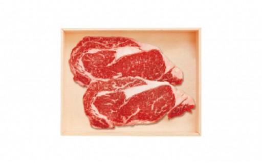 《雲仙和牛》リブロースステーキ!!