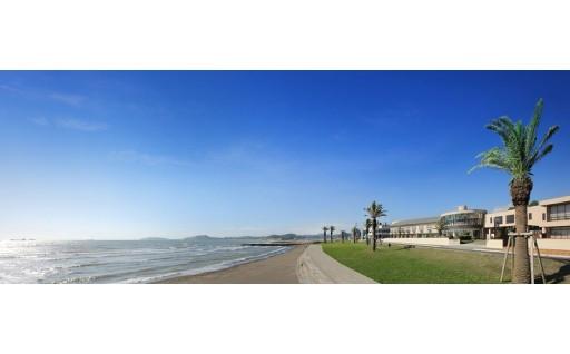 首都圏から90分 海まで10秒の絶景ホテル