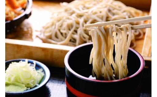新そばの季節です! 尾花沢産そば粉100%のこだわり蕎麦!