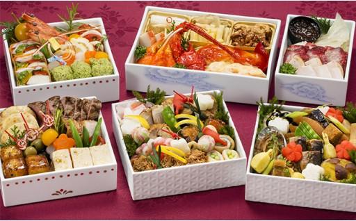 有田町おせち特集🎍肥前を代表する器とホテルシェフの饗宴✨
