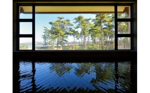 能登の入り口に天然温泉ホテルあります。