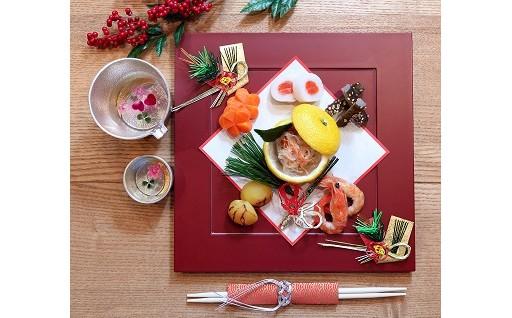 【お正月特別セット】日本酒を華やかに!【日本酒&押花セット】