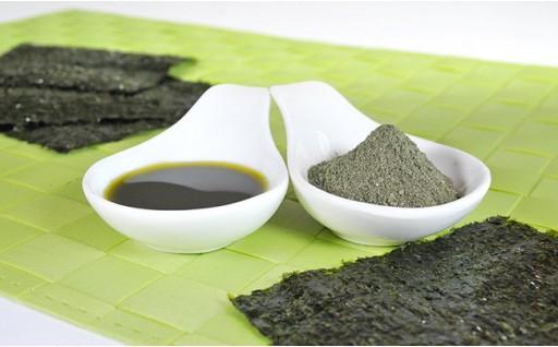 味と香り抜群の金田産の海苔をパウダーに!使い方いろいろ!
