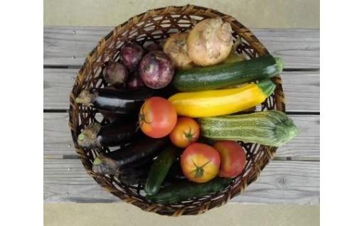 農園直送!【野菜とお米のお得なセット】