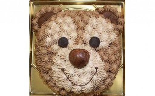 こぐまのデコレーションケーキ(5号)