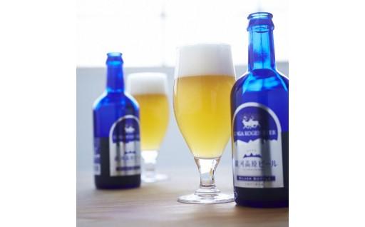大人気★銀河高原ビールシルバーボトル フルーティーな飲み心地
