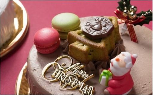 ★X'mas Chocolatte★ケーキ先行予約始めました