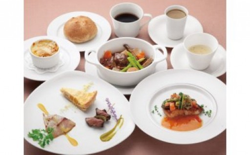 新幹線+観光列車おれんじ食堂2便「スペシャルランチ」