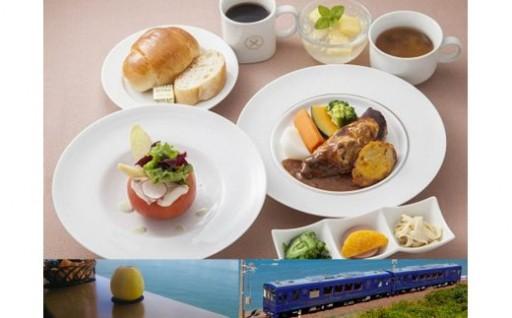 【映画の舞台で話題】肥薩おれんじ鉄道で楽しむ『ディナー便』