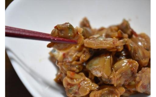 AJ-4 ピリ辛惣菜あさり