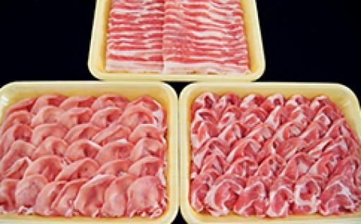 新潟県胎内市産「豚肉セット」が人気です♪
