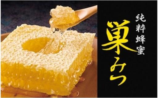 【数量限定】純粋蜂蜜「巣みつ」300g