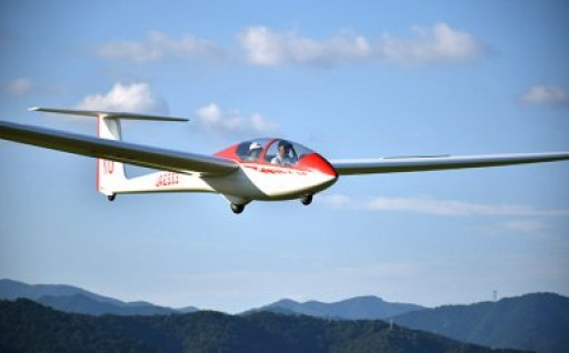 大野町ふるさと納税グライダー搭乗券(2枚セット)