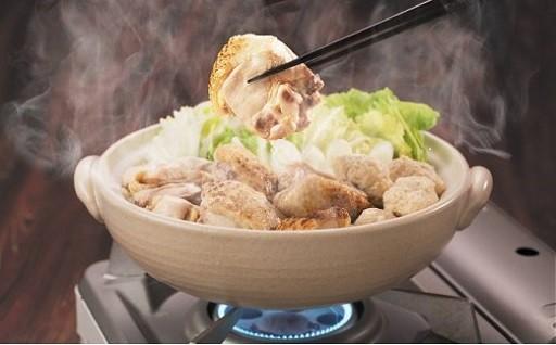 【人気の品!】鶏飼う人 古処鶏 水炊きギフトセット