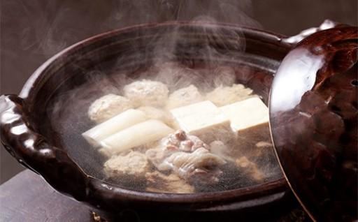 葉隠すっぽん 鍋セット 豪華たっぷり5人前【頑固板前謹製】