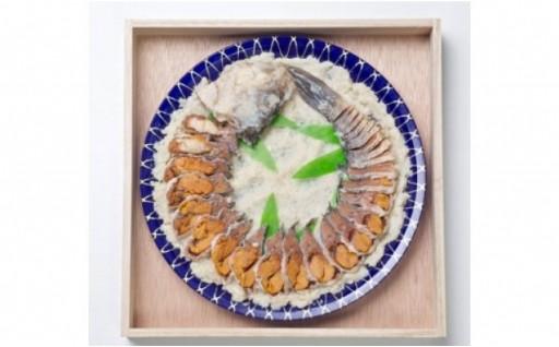 湖国の伝統の味、ふなずし。日本酒に合います!