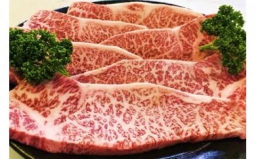 最高級ブランド牛【佐賀牛】のロースステーキ!!