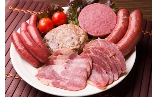 【トムラウシからお届け】ジャージー牛の焼肉&加工品セット!