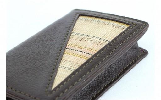 重要無形文化財 喜如嘉の芭蕉布 カード入&キーホルダーセット