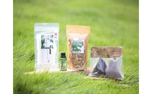 芳香洗浄セット(快樹)-樟の香りで快適な空間づくりを