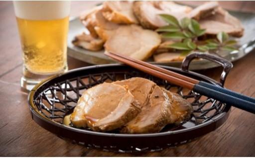 地元でも評判の「幻の焼豚」 600g ~福井県産豚肉使用~