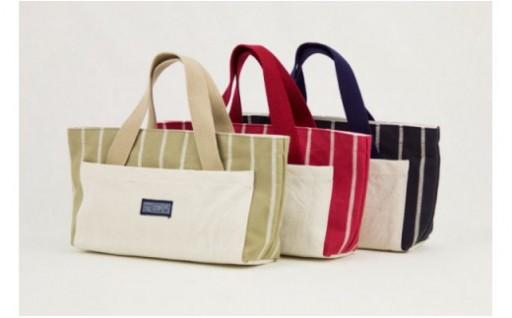 [琉球帆布] バッグインバッグ<機能性抜群の小さめバッグ>