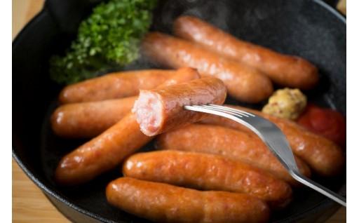 パリッと食感、肉汁あふれる粗挽きウインナー2kg