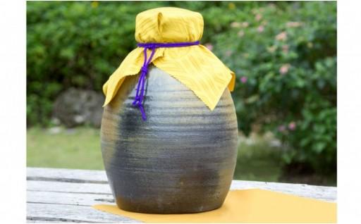 【ようざん窯】my古酒づくりに! 琉球南蛮焼の3升甕