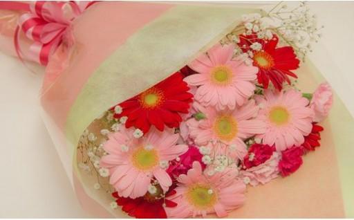 【GWにお届け】カーネーションとガーベラの花束
