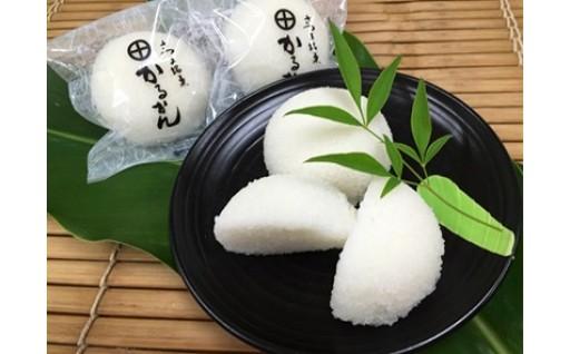 鹿児島を代表する和菓子「かるかん」をお届けします